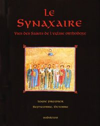Synaxaire