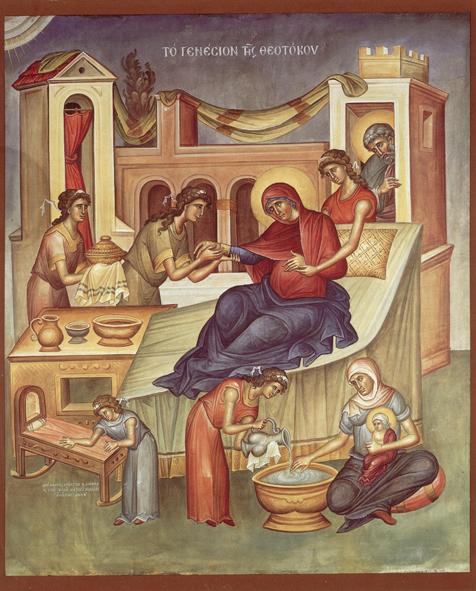 Nativité de la MdD