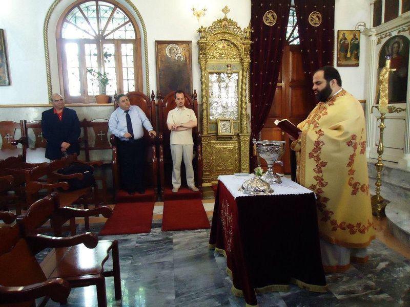 AGIOS GEORGIOS TRIPOLI LIBYA