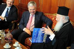 Biblio gia Belgio ston Patr