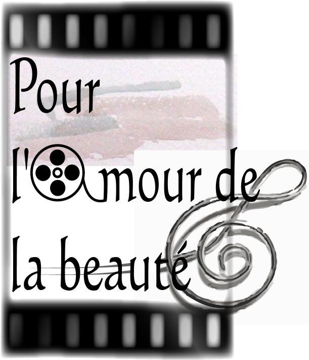 Pour l'amour de la beauté_ LOGO